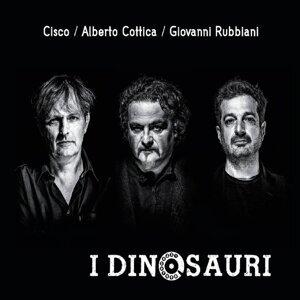 Cisco, Alberto Cottica, Giovanni Rubbiani Foto artis