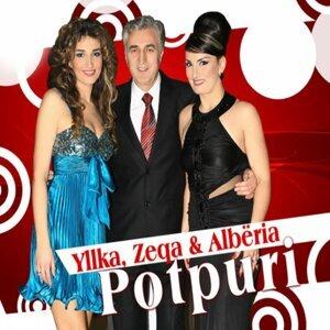 Yllka, Zeqa, Albëria Foto artis