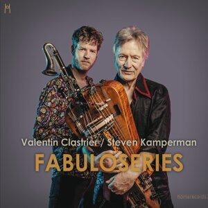 Valentin Clastrier, Steven Kamperman Foto artis