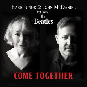 Barb Jungr, John McDaniel Foto artis