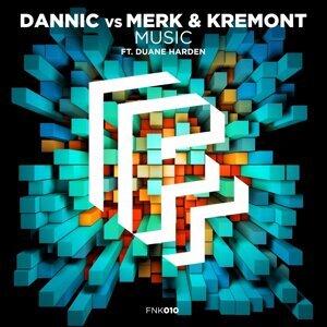 Dannic, Merk & Kremont Foto artis