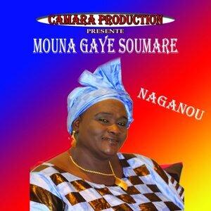 Mouna Gaye Soumare Foto artis