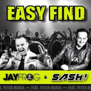 Jay Frog, Sash! Foto artis