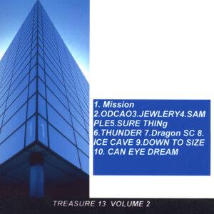 Treasure13 Foto artis