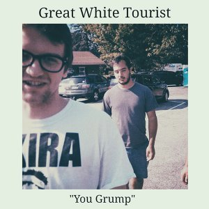 Great White Tourist Foto artis