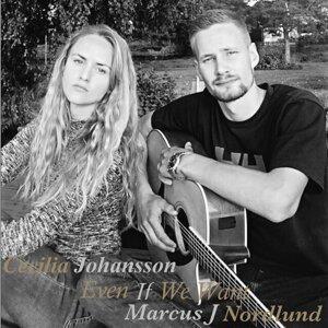 Marcus J Nordlund & Cecilia Johansson Foto artis