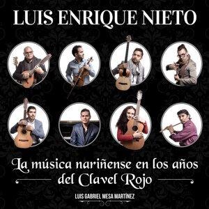 Luis Gabriel Mesa Martínez & Nietos del Clavel Rojo Foto artis