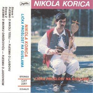 Nikola Korica Foto artis