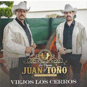 Los Viejones Juan y Toño Hermanos Aranda Foto artis
