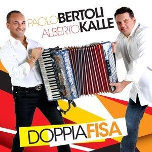 Paolo Bertoli, Alberto Kalle Foto artis