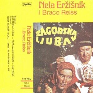 Nela Eržišnik, Braco Reiss Foto artis