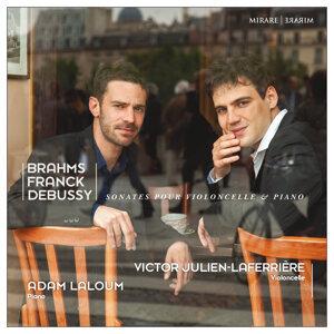 Adam Laloum, Victor Julien Laferrière Foto artis