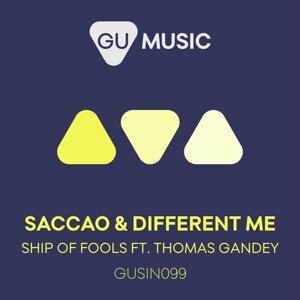Saccao & Different Me Foto artis