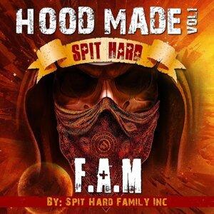 Spit Hard Family Inc Foto artis