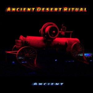 Ancient Desert Ritual Foto artis