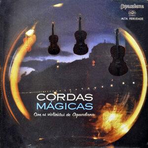 Os Violinistas de Copacabana Foto artis