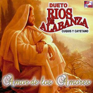 Dueto Rios de Alabanza Foto artis