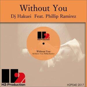DJ Hakuei featuring Phillip Ramirez Foto artis