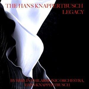 Berlin Philharmonic Orchestra, Hans Knappertbusch Foto artis