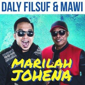 Daly Filsuf, Mawi Foto artis