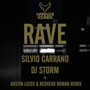 Silvio Carrano, DJ Storm Foto artis