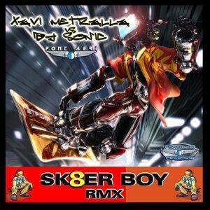 Xavi Metralla, DJ Sonic Foto artis
