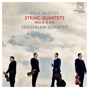 Jerusalem Quartet 歌手頭像