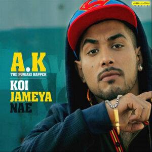 AK The Punjabi Rapper Foto artis