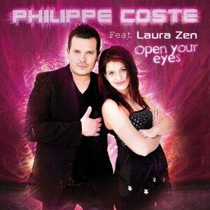 Philippe Coste, Laura Zen Foto artis