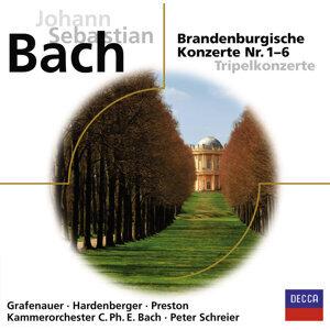 Kammerorchester Carl Philipp Emanuel Bach, Peter Schreier Foto artis