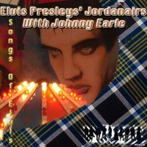 Elvis Presleys' Jordanairs, Johnny Earle Foto artis