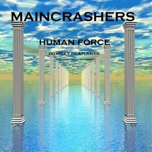 Maincrashers, Human Force Foto artis