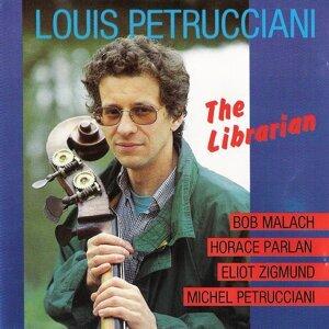 Louis Petrucciani, Horace Parlan, Bob Malach, Eliot Zigmund, Michel Petrucciani Foto artis