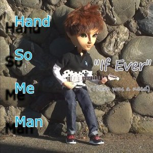 Hand so Me Man Foto artis