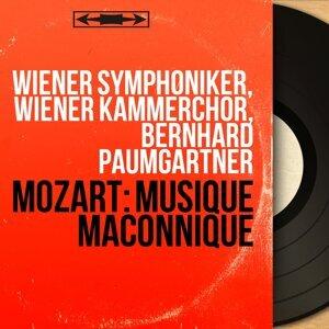 Wiener Symphoniker, Wiener Kammerchor, Bernhard Paumgartner Foto artis