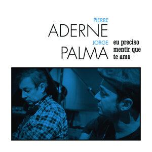 Pierre Aderne e Jorge Palma Foto artis