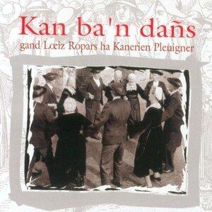 Gand Loeiz Ropars ha Kanerien Pleuigner Foto artis