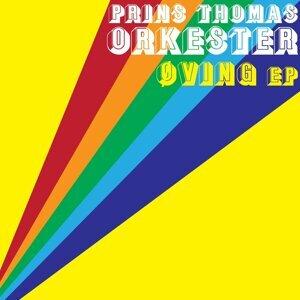 Prins Thomas Orkester Foto artis