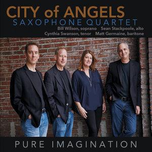 City of Angels Saxophone Quartet Foto artis