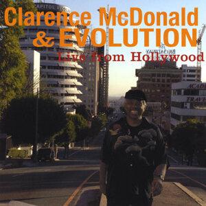 Clarence McDonald Foto artis