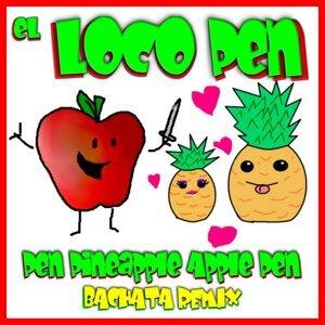 El Loco Pen Foto artis