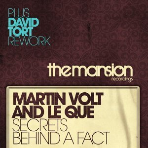 Martin Volt, Le Que Foto artis