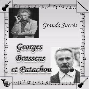 Georges Brassens, Patachou Foto artis