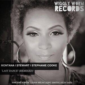 Montana, Stewart, Stephanie Cooke Foto artis