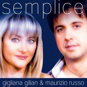 Gigliana Gilian, Maurizio Russo Foto artis
