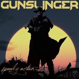 Gunslinger, Blare Foto artis