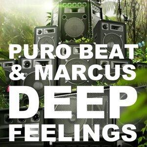 Puro Beat, Marcus Foto artis