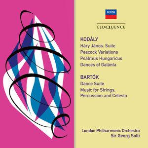 Sir Georg Solti, London Philharmonic Choir, London Philharmonic Orchestra Foto artis