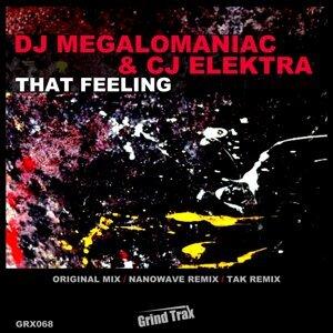 DJ Megalomaniac, CJ Elektra, Xavier Charcopa Foto artis
