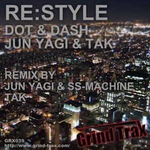 Dot & Dash, Jun Yagi, Tak Foto artis